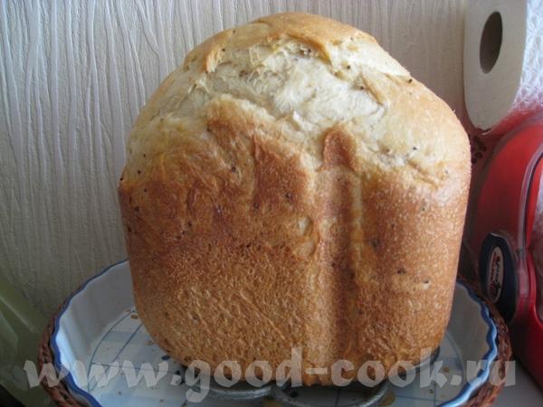 Горчичный хлеб Оттачиваю рецепт