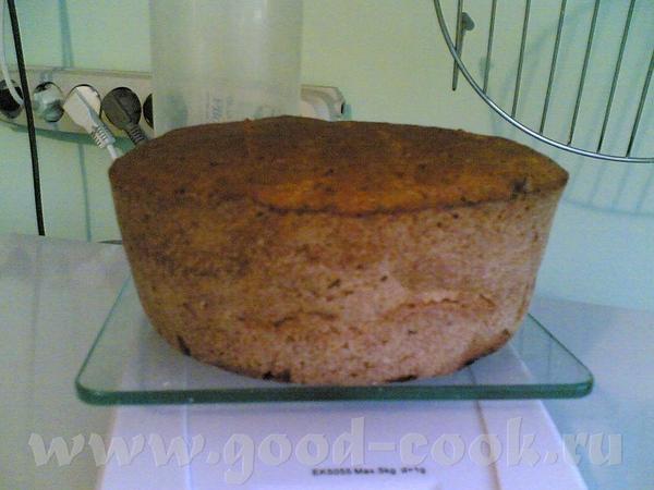 Я сегодня испекла вот такого масясика по рецепту нашей Гашеньки