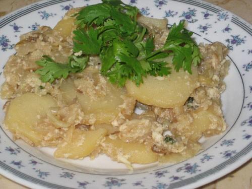 Овощная баллада (Блюдо очень вкусное, несмотря на сомнительные фотографии) - 2