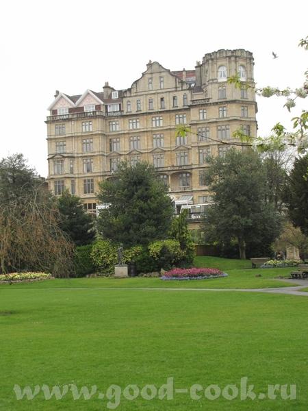 """в 18-19 веках Bath служил """"неофициальной столицей британской общественной жизни"""" (тусовки аристокра..."""