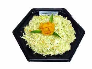 Куриный (Chicken) - кусочки курицы с сельдереев, грецким орехом и так далее, подается с майонезом - 3