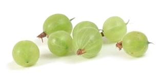 Золотая малина (golden raspberry) сорт малины красной Крыжовник (гусиная ягода - gooseberry) Кислая... - 2