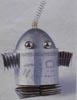 16 Кофейник 17 Гном с морковкой 18 Голова клоуна 19 Робот 20 Динозавр 21 Пасхальный заяц 22 Яйцо в... - 4