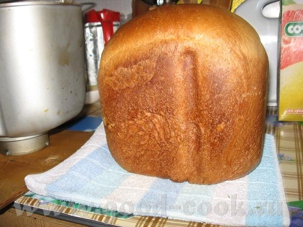 Андреевна, спасибо за горчичный хлебушек Вот какой у меня получился красавец рецепт тут Очень возду...