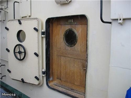 Теперь просто погуляем по легендарному кораблю - 2
