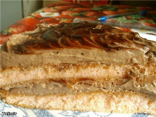 Торт из киселя - 2