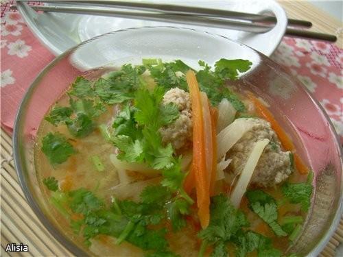 Азиатский суп Кurano-Кaori - 2