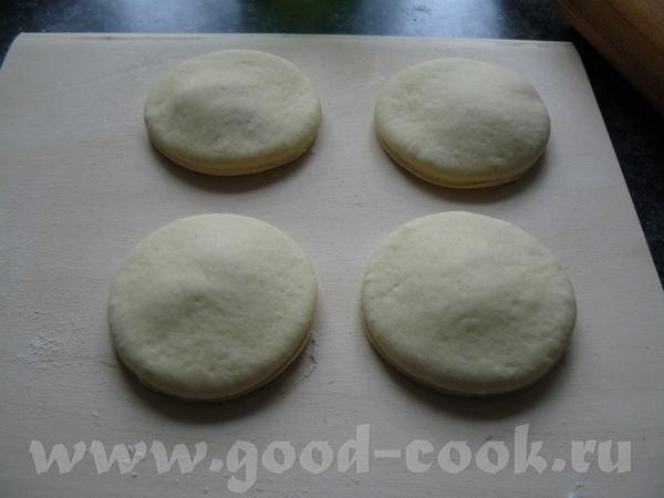 Сделала я всё таки пончики Берлинские или Berliner или Krapfen - 4