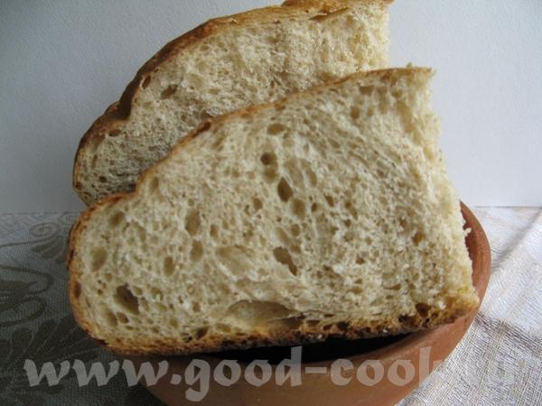 Хлеб по-деревенски - 2