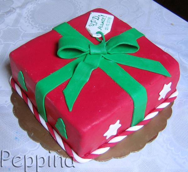 После летнего тортика, думаю и рождественскому пора: