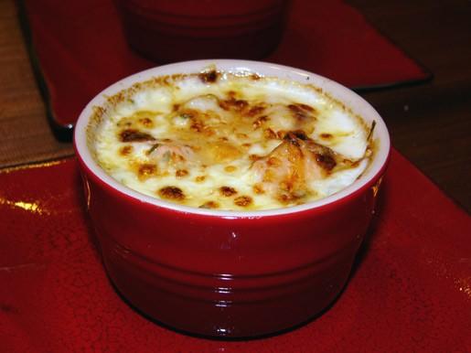 Это блюдо можно использовать и как горячую закуску и как основное блюдо