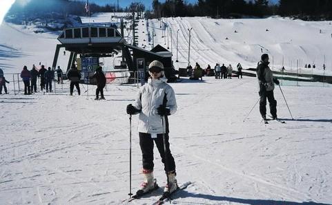 спасибо Девочки, вчера мы ездили первый раз в этом сезоне кататся на горных лыжах