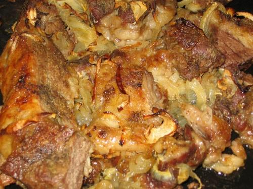 Ароматное мясо Даже не знаю нужно ли писать рецепт, все очень легко: 1 кг говяжьего мяса (мне попал...
