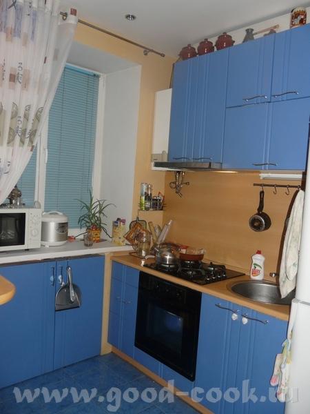 показываю свою кухню - 3