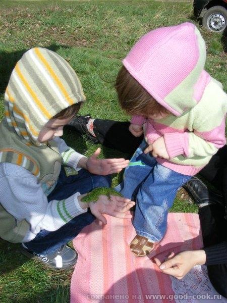 Выкладываю фотоотчет с поездки на шашлыки 22 апреля - 7