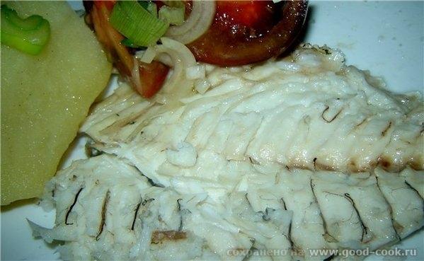 Дорада запеченая в морской соли Продукты: Дорада (или другая рыба) - 2 шт - 2