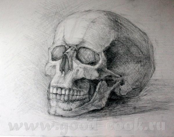 Графика Автопортрет - 3