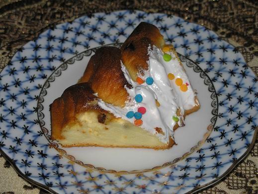 Большое спасибо за наводку на рецепт Творожный торт без муки от семьи Koenig Очень вкусно - 2