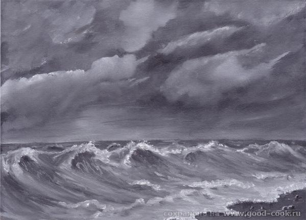 Море_Масло