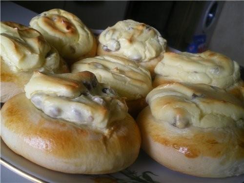 ватрушки сырнички
