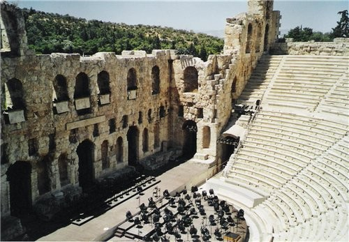 Акрополь-Афины - 7