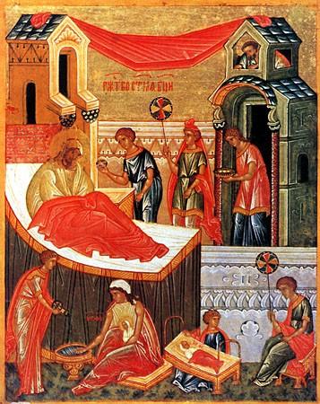 И сново я 21 сентября - Рождество Пресвятой Богородицы Праздник Рождества Богородицы в пределах пре...