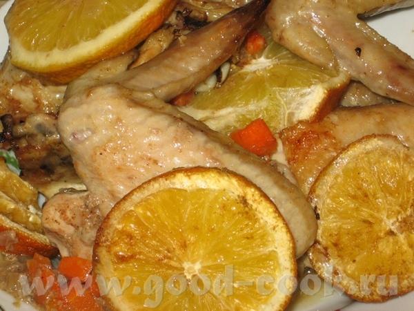 Курица по-яффски - 2