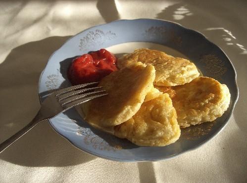 А я сегодня готовила рыбный пирог и кукурузные оладушки от А так же цветную капусту в кляре и уху - 2