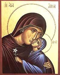 Господи, упокой её там, где свет Твой неизреченный и радость о Тебе