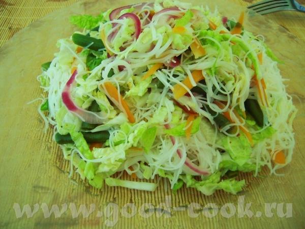 из китайской капусты рецепты салатов