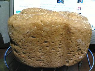 Вот и я подоспела со своим Дарницким хлебушком от fugaska