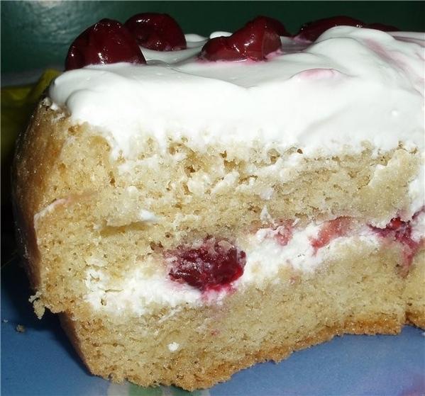 , вот это украшение торта - 2