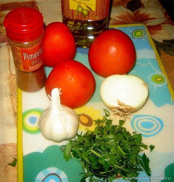 Pulpo еn salsa Осьминог под соусом На 4 порции: 1 кг осьминога, 1 маленькая луковица , 3 средние картофелины, 1-2 лавр... - 11