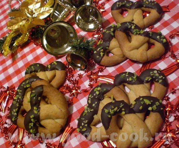 Вот и наступило время выпечки Рождественского печенья - 5