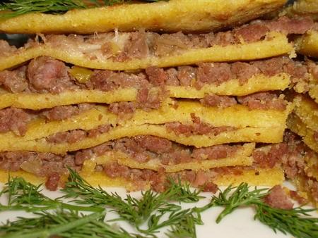 Девочки ,я сегодня, по мотивам еврейской кухни хотела сделать блины из кукурузной муки, а она у них...