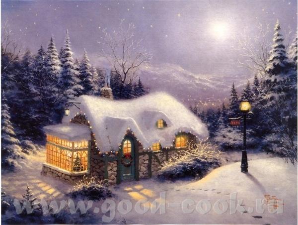 Немножко рождественских картин Т - 2