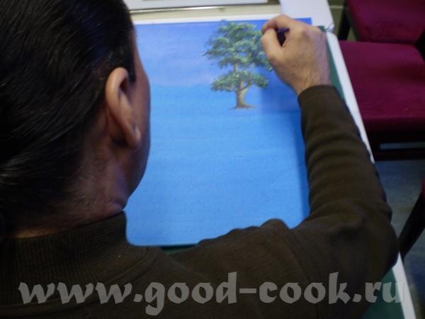 хотела вам как подарок сделать сегодня наш препад показывал как рисовать типа мастер -класс и я ку... - 2