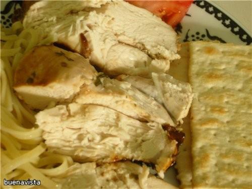 Блюдо от , Пусть Вам тоже будет вкусно: Маринованная куриная грудка Получилось довольно вкусно, я л...