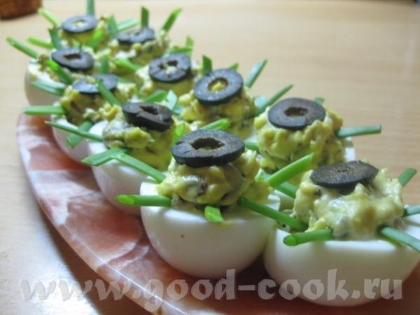 А вот закуска, которая очень быстро готовится, туда можно положить любую начинку, а украсив, получа... - 2