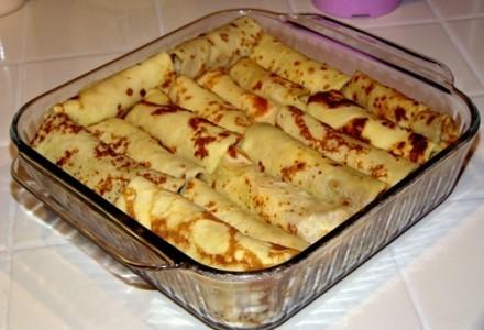 Я сегодня пекла хлеб от с шафраном: а это разрез Вкусный, душистый, с толстой корочкой, мне понрави... - 3