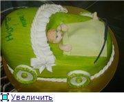 торт роза торт коляска торт красное сердце - 4