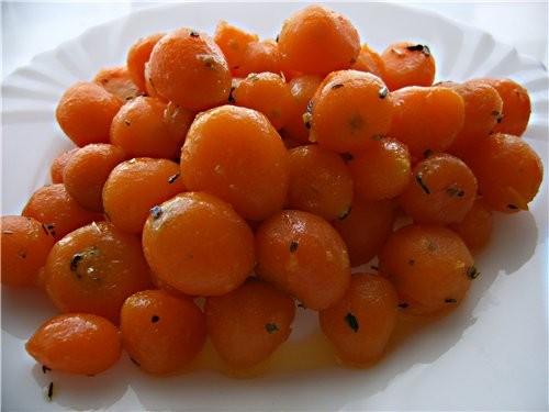 ,спасибо за рецепт морковки