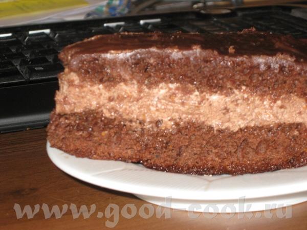 Всем именинницам - Тортик с шоколадно-апельсиновым муссом Я с благодарностями: Кроше за бисквит зде...