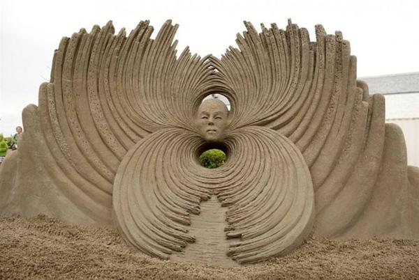 Светочка, огромное спасибо за чудесные фотографии и рассказ Чемпионат мира по созданию скульптур из... - 2