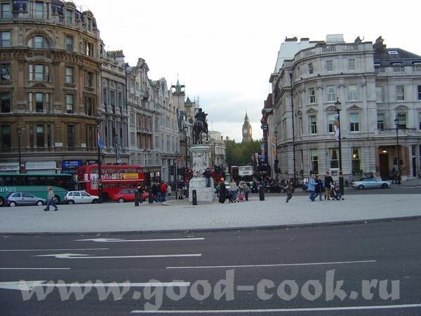 не проходим мимо Трафальгарской площади, где расположена Национальная галлерея, проводятся все круп... - 4