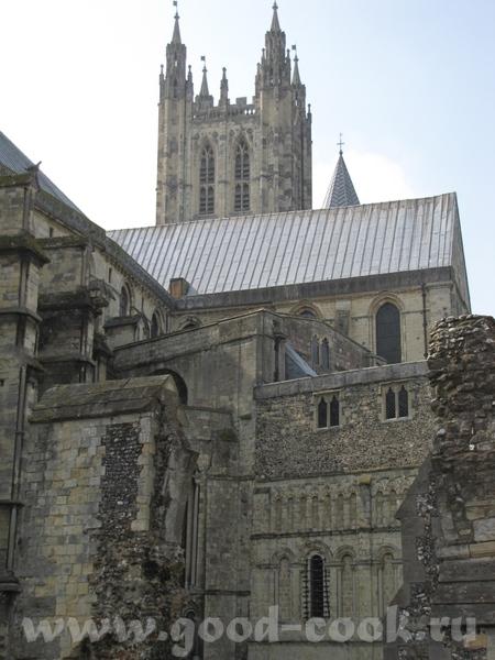 в 4 веке Кент, который сегодня просто один из регионов Англии, гордо назывался королевством, и, пон... - 2