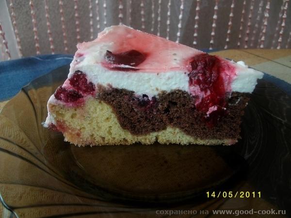тортик праздничный,у кого видела не запомнила очень-очень вкусный