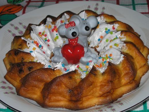 Большое спасибо за наводку на рецепт Творожный торт без муки от семьи Koenig Очень вкусно