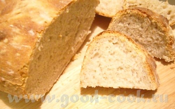 Светлый ржаной хлеб Нелечка, спасибо за этот хлебушек - 2