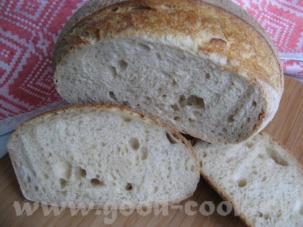 Нориджский хлеб на закваске